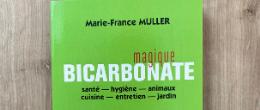 """Livre """"Magique Bicarbonate"""""""